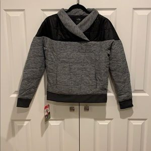 NWT! The North Face Pseudio Pull Over Puffy Jacket